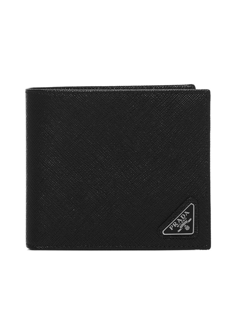 Prada Wallet - Nero