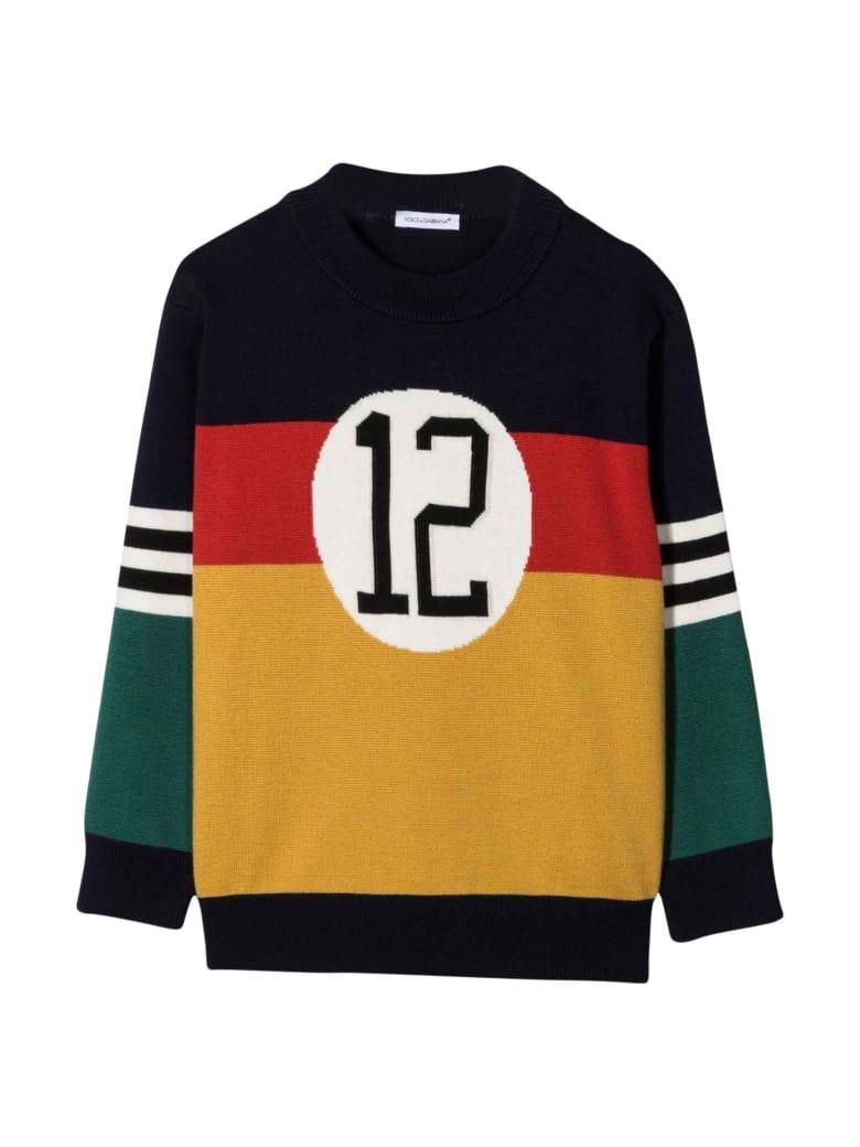 Dolce & Gabbana Multicolored Sweater - Multicolore