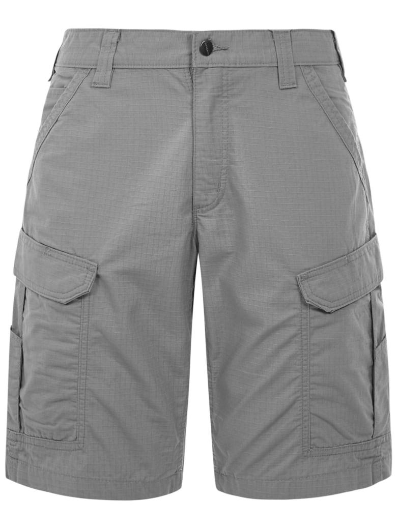 Carhartt Force Broxton Shorts - Grey