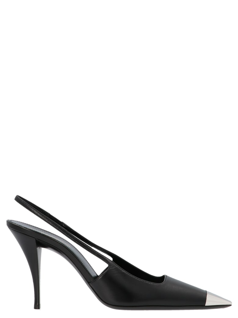 Saint Laurent 'blade' Shoes - Black