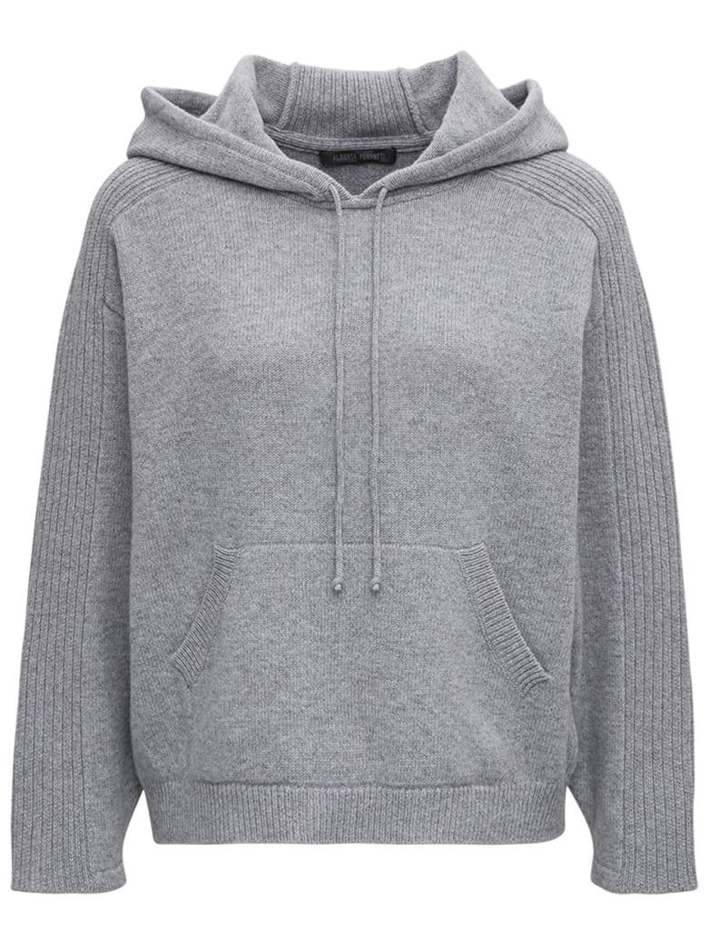 Alberta Ferretti Sweatshirt - Grey