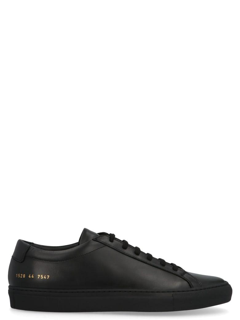 Common Projects 'achilles' Shoes - Black