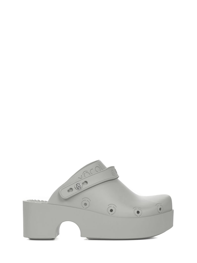 Xocoi Sandals - Grey