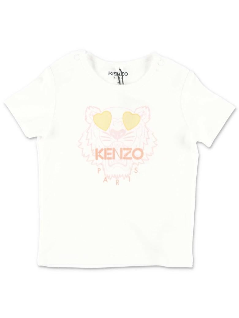 Kenzo T-Shirt - Bianco