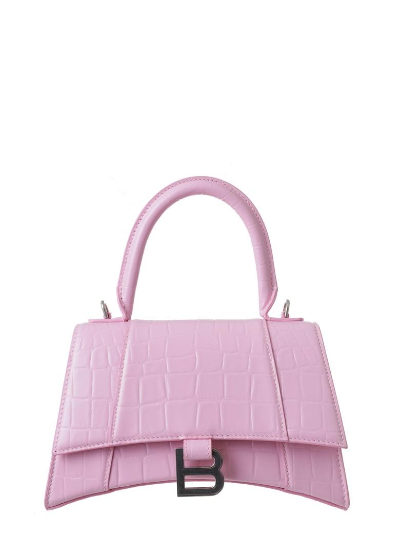 Balenciaga Pink Hourglass S - Rosa