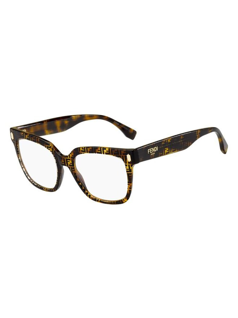 Fendi FF 0463 Eyewear - Hvna Pattern