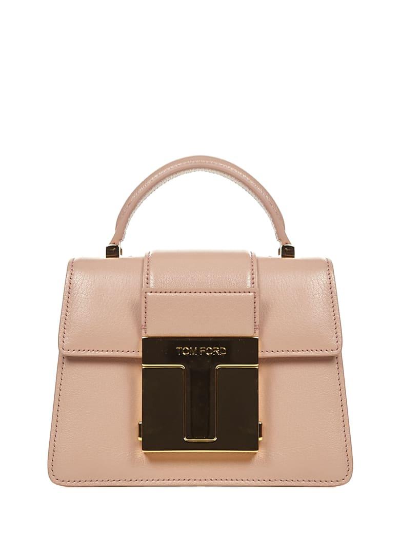 Tom Ford 001 Small Shoulder Bag - Pink