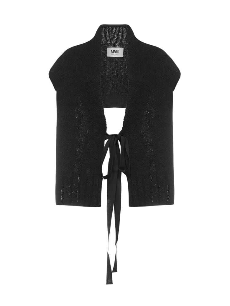 MM6 Maison Margiela Scarf - Black