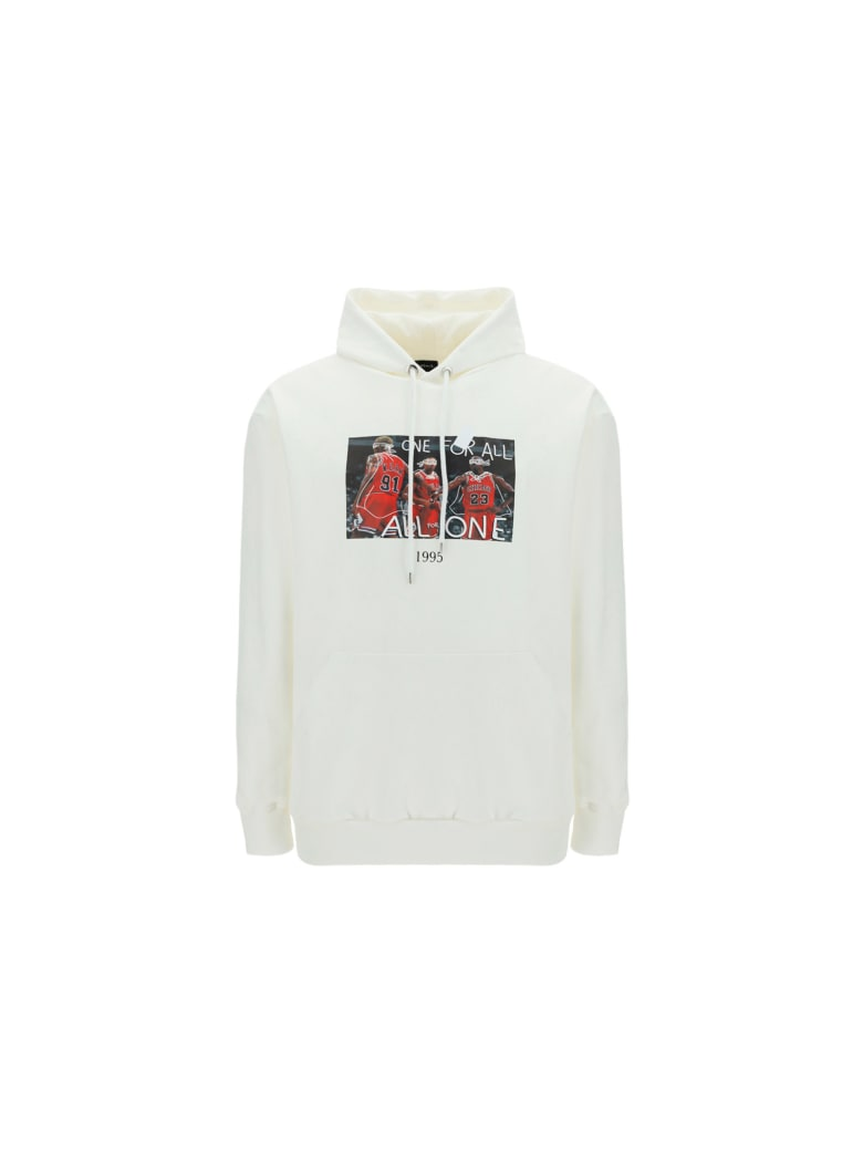 Throwback Hoodie - WHITE