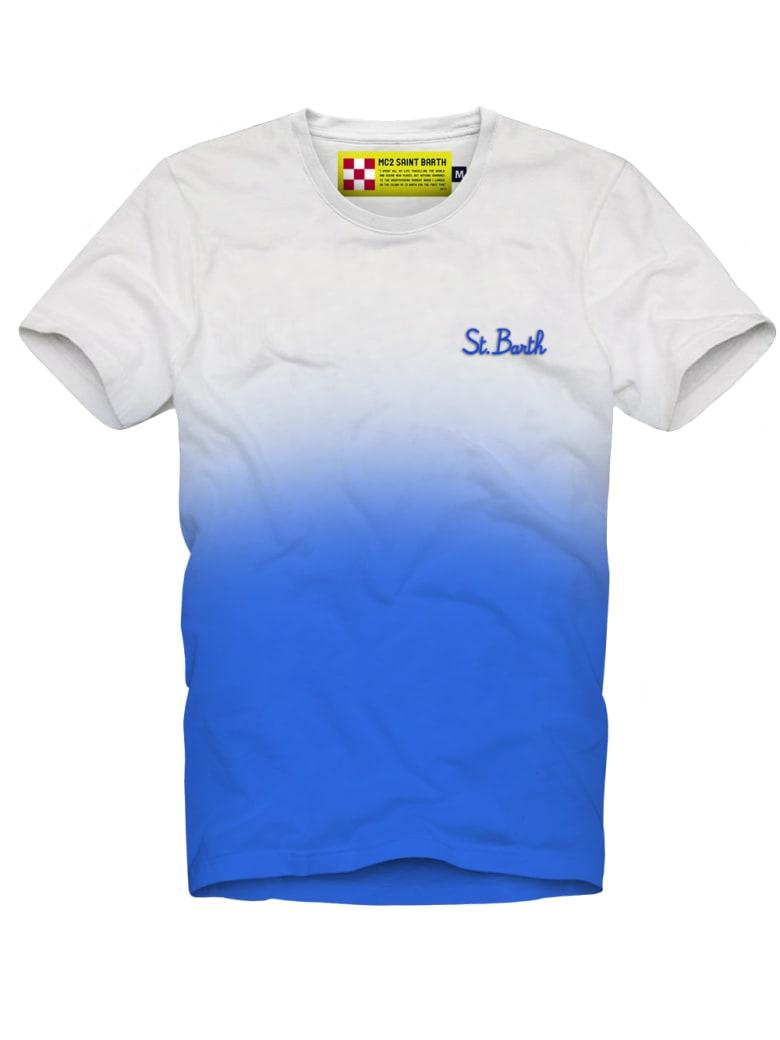 MC2 Saint Barth Tiedye Boy's T-shirt