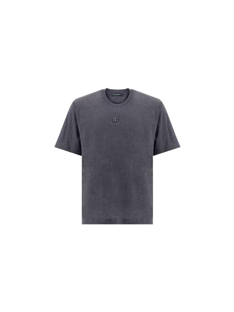 Dolce & Gabbana T-shirt - Melange grigi