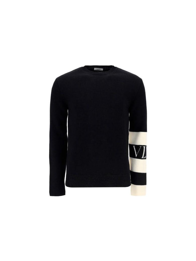 Valentino Sweater - Nero/avorio