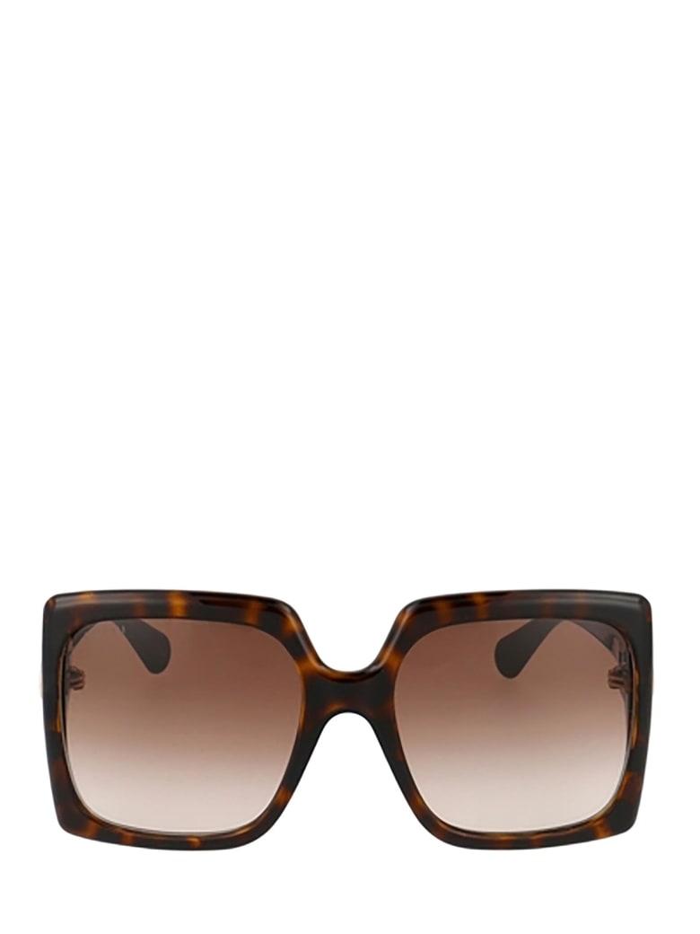 Gucci Gucci Gg0876s Havana Sunglasses - Havana