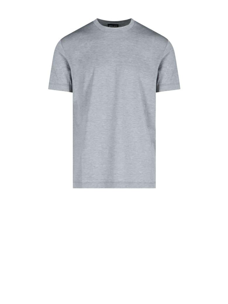 Giorgio Armani T-Shirt - Grey