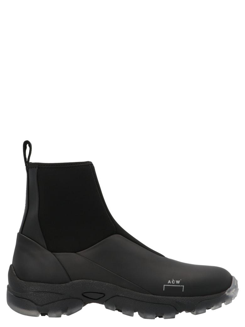 A-COLD-WALL 'nc 2 High' Shoes - Black