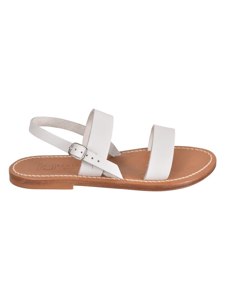 K.Jacques Barigoule Sandals - White