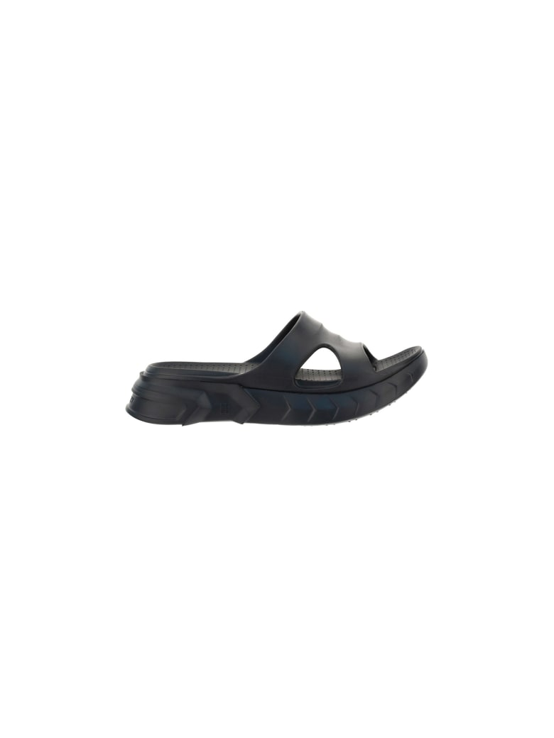 Givenchy Marshmallow Sandals - Black