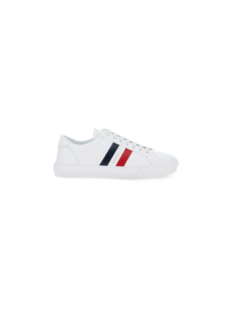 Moncler New Monaco Sneakers - Off white