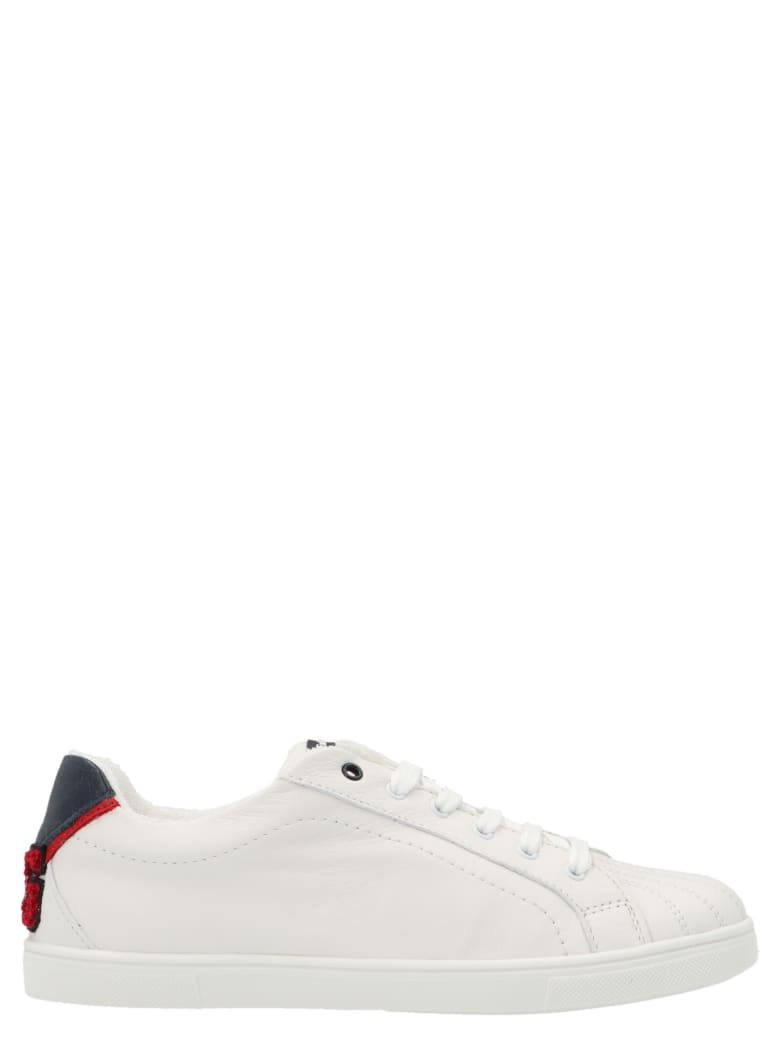 Dolce & Gabbana 'back To School' Shoes - White