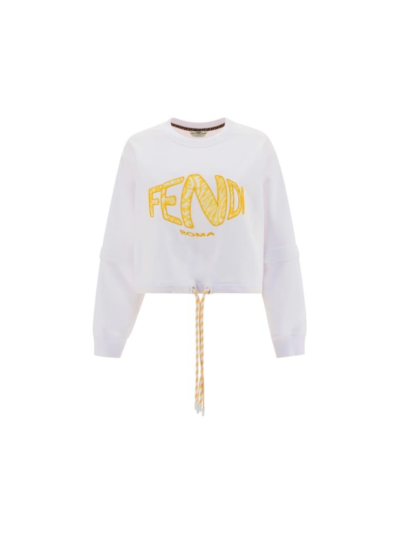 Fendi Sweatshirt - White