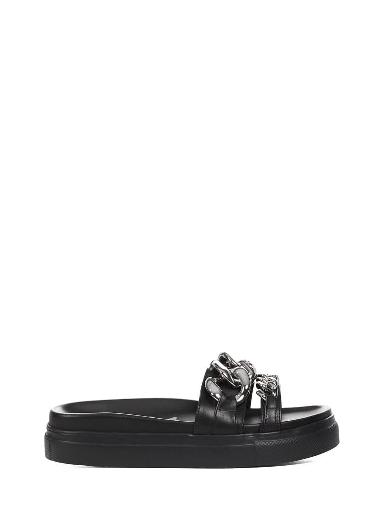 N.21 N°21 Sandals - Black