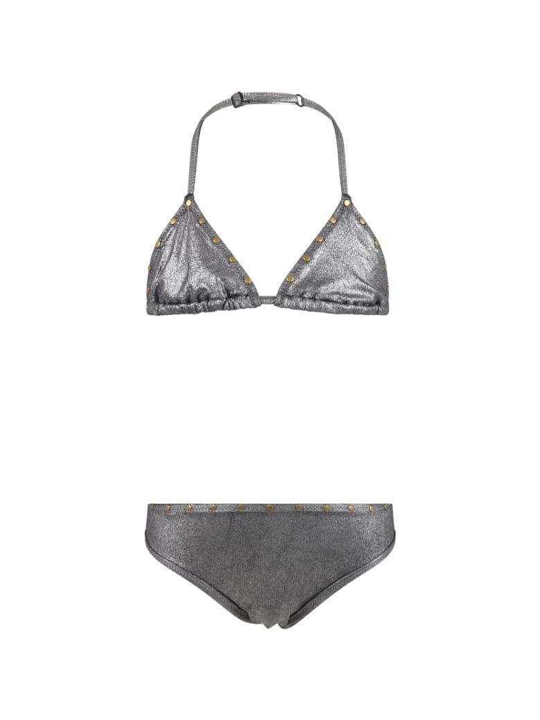 Zadig & Voltaire Silver Bikini For Girl - Black