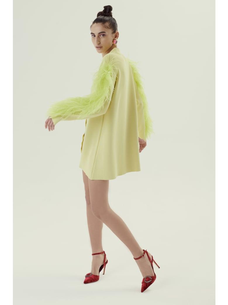 Antonella Rizza Dress Jacket Medea - Lime