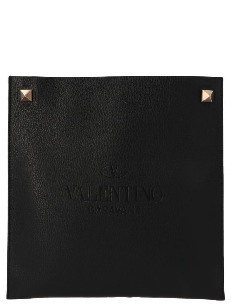 Valentino Garavani 'identity' Bag - Black