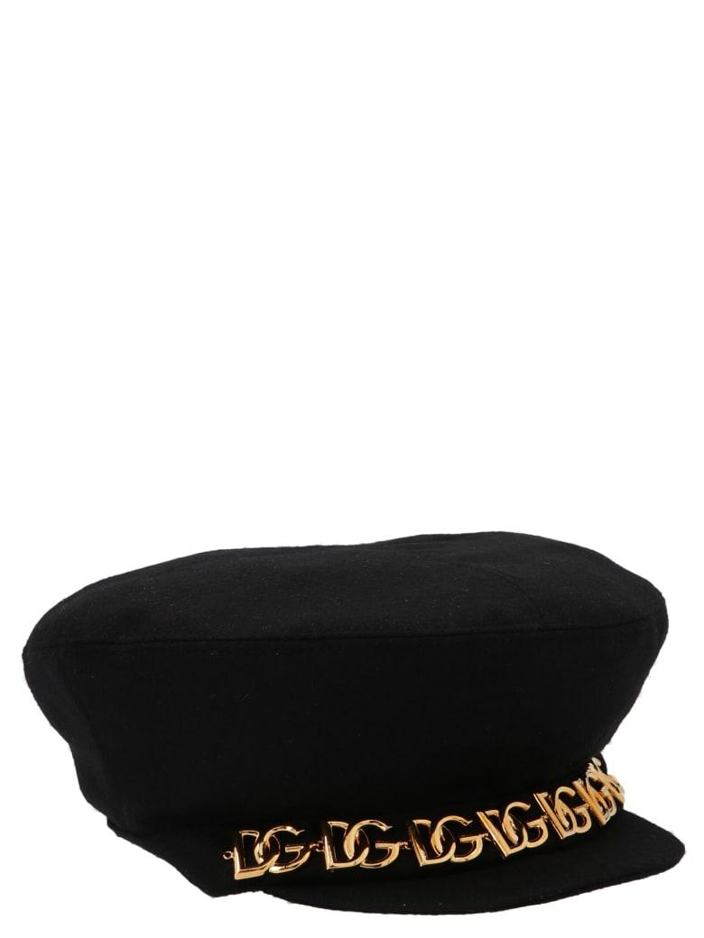 Dolce & Gabbana Hat - Black