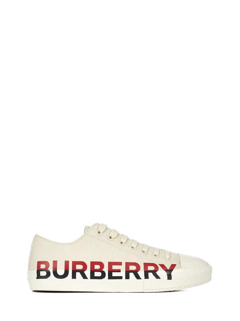 Burberry Larkhall Sneakers - Beige