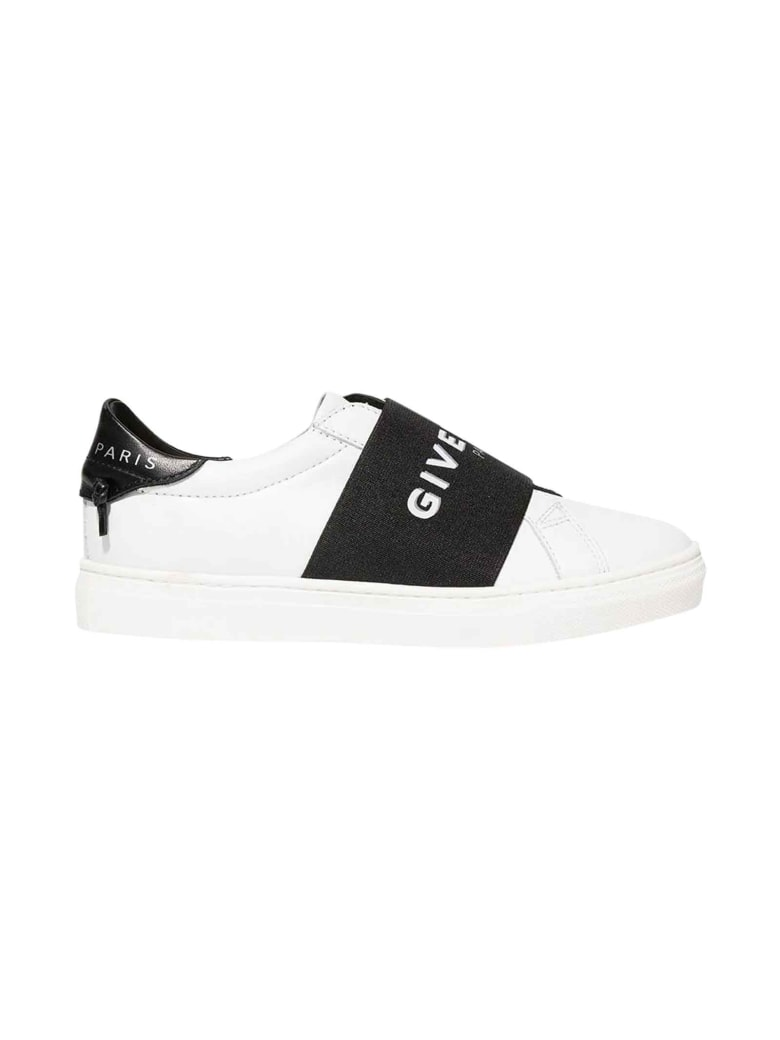 Givenchy Unisex White Sneakers - Bianco