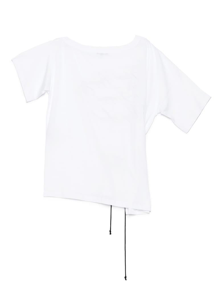 Ann Demeulemeester 'tempest' T-shirt - White