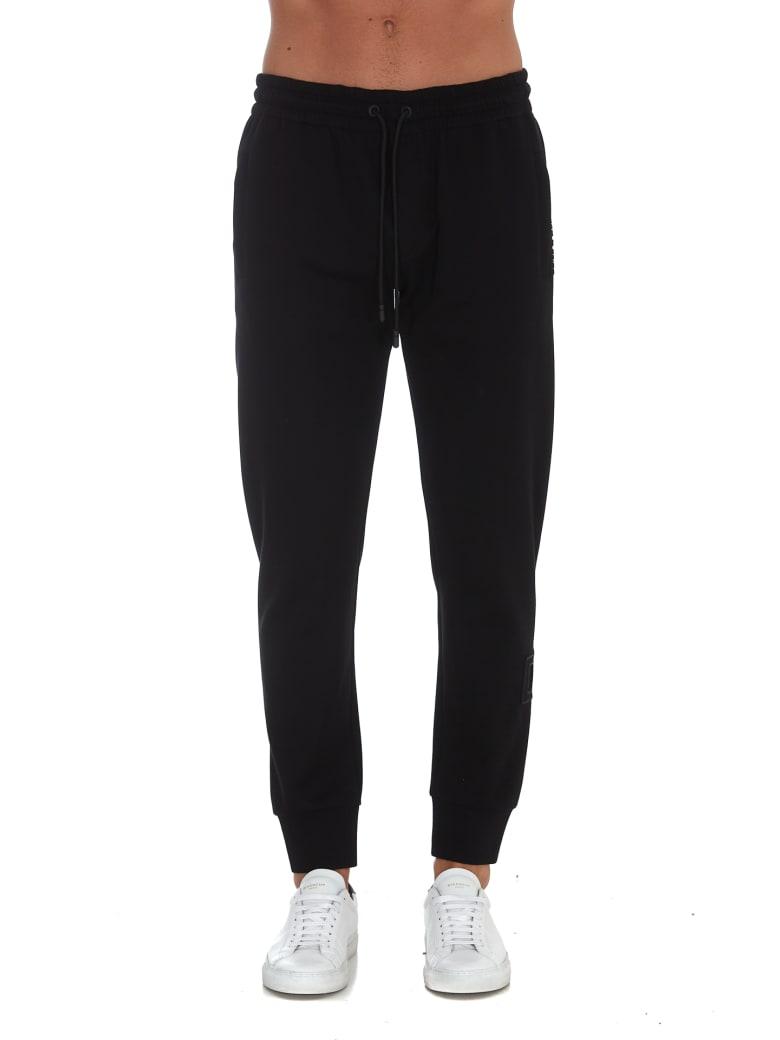 Dolce & Gabbana Dg Patch Pants - Black