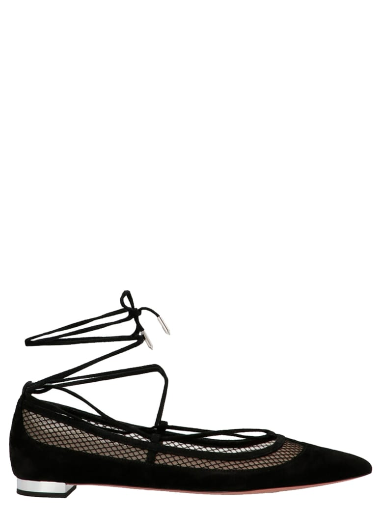 Aquazzura 'dalia' Shoes - Black