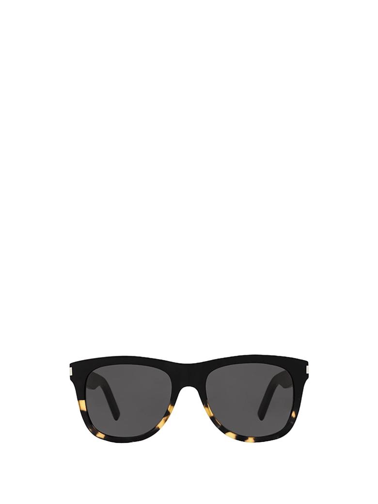 Saint Laurent Saint Laurent Sl 51 Over Black Sunglasses - Black