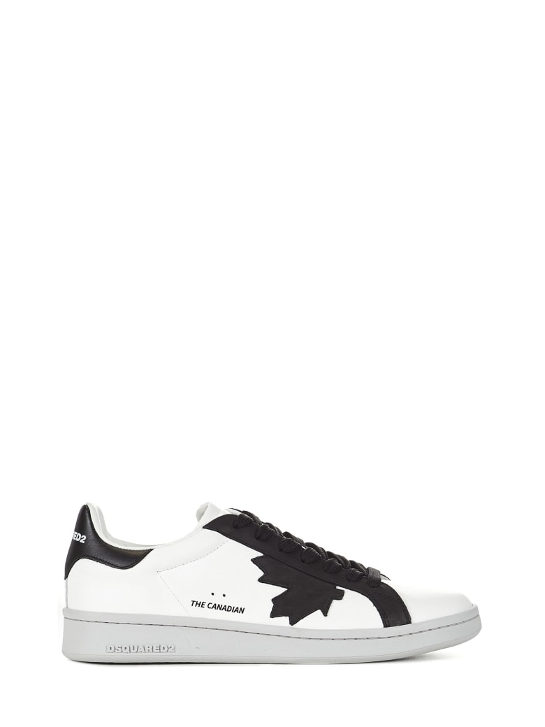 Dsquared2 Boxer Sneakers - White