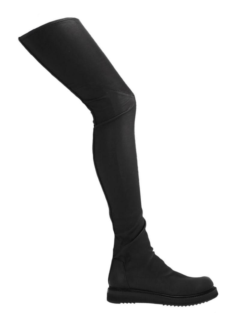 Rick Owens 'creeper Stocking' Shoes - Black
