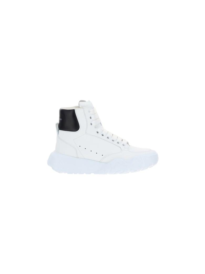 Alexander McQueen Sneakers - White/black