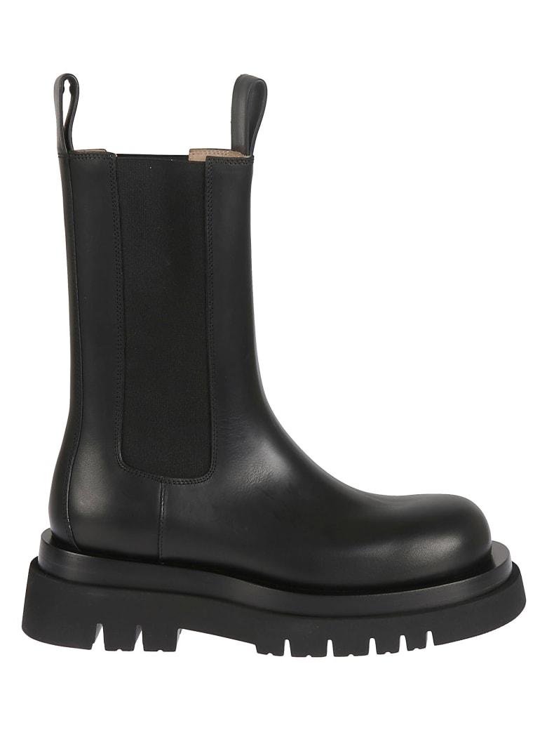 Bottega Veneta The Lug Boots - Nero