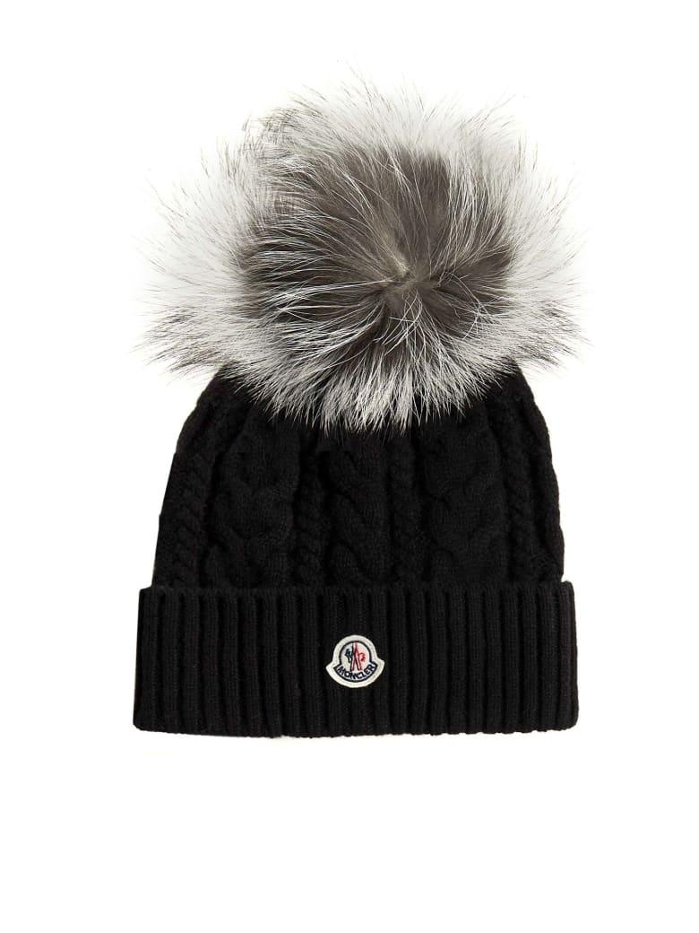 Moncler Hat - Nero