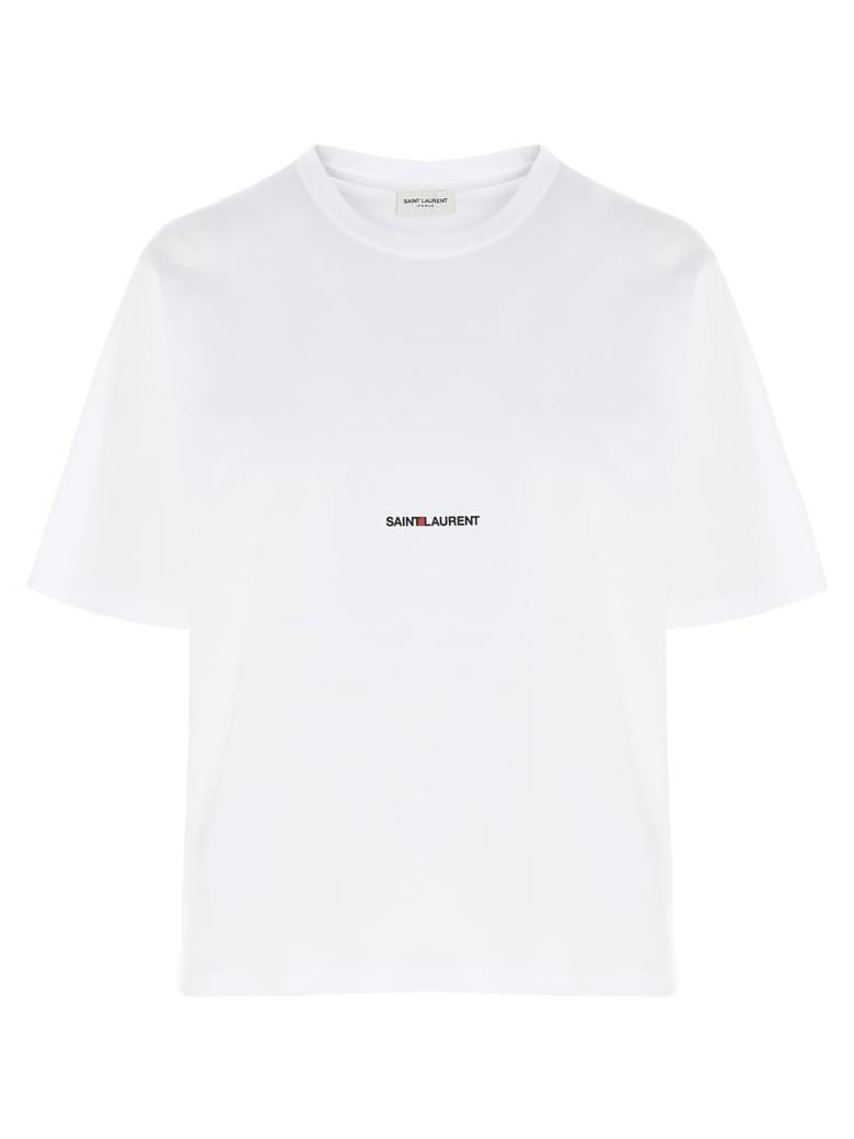 Saint Laurent T-shirt - White