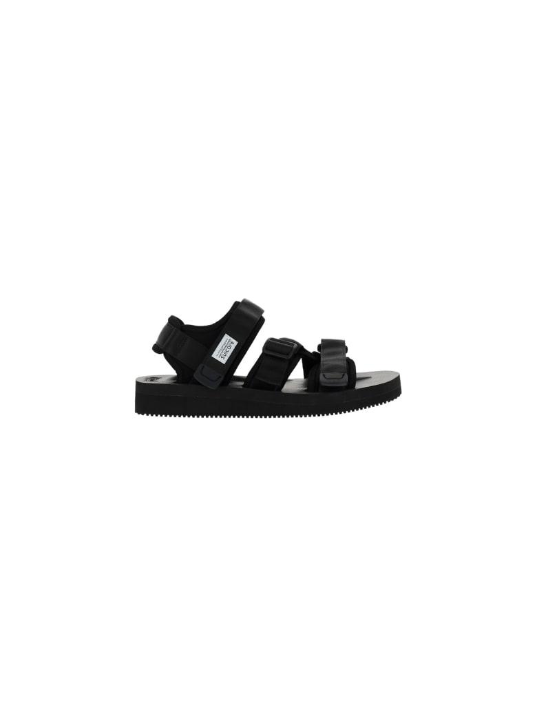 SUICOKE Kisee V Sandals - Nero