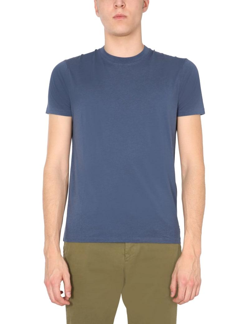Tom Ford Crew Neck T-shirt - Blu