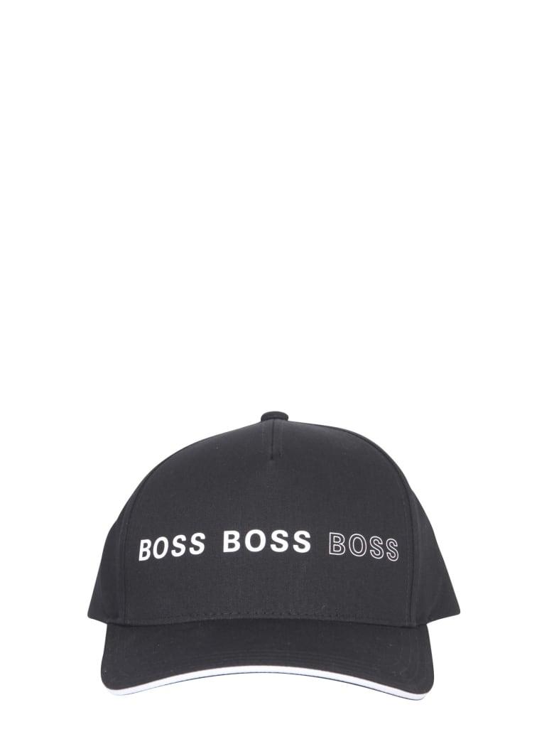 Hugo Boss Double Hat - NERO