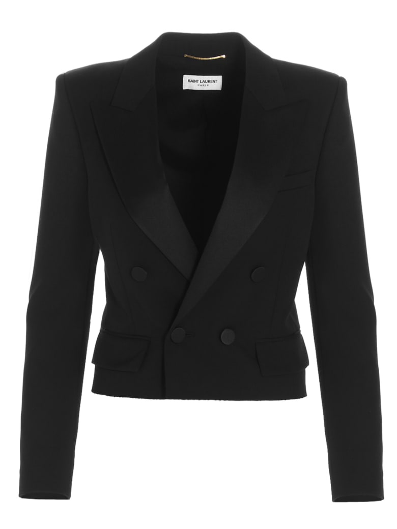 Saint Laurent Blazer - Black