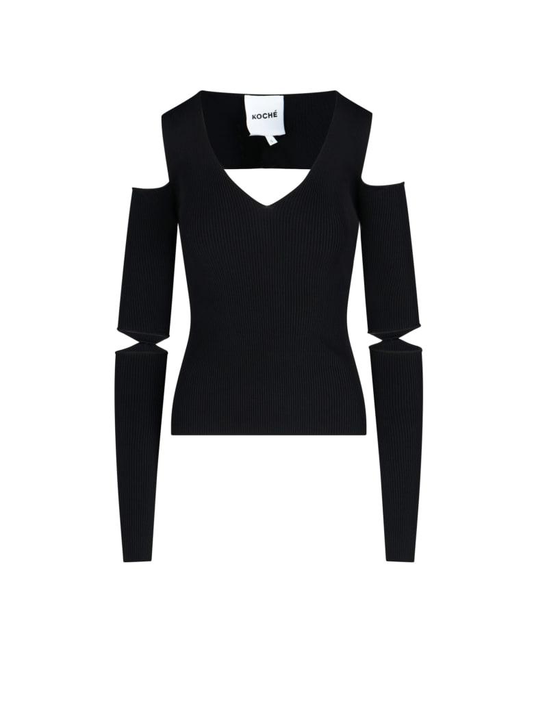 Koché Sweater - Black
