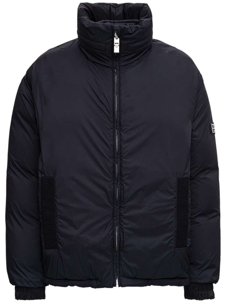Givenchy Reversible Black Nylon Down Jacket - Black