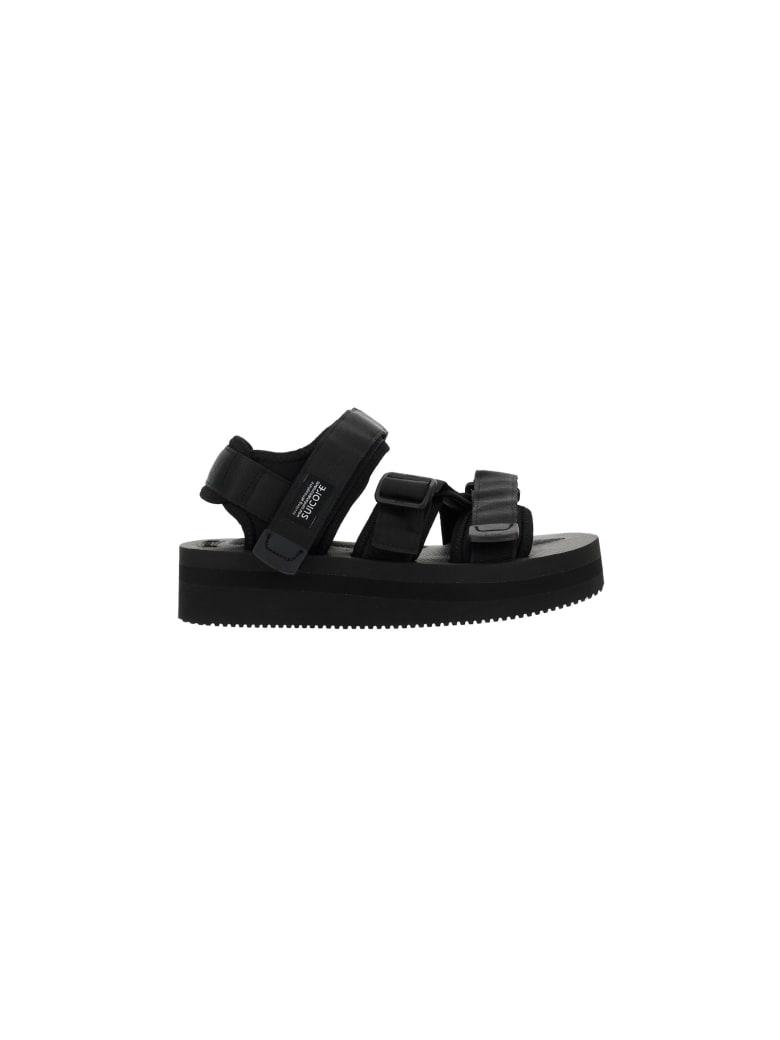 SUICOKE Kisee Vpo Sandals - Nero