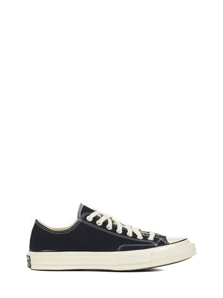 Converse Chuck 70 Ox Double Foxing Sneakers - Black