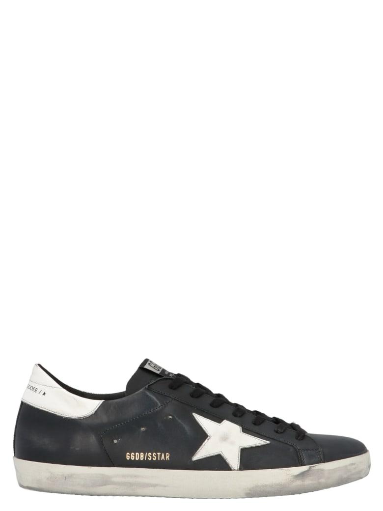 Golden Goose 'superstar' Shoes - Black
